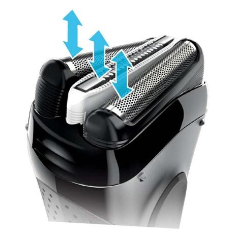 Holicí strojek Braun Series 3-3045s Wet&Dry - Braun Series 3-3045s Wet&Dry (foto 3)