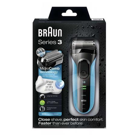 Holicí strojek Braun Series 3-3045s Wet&Dry - Braun Series 3-3045s Wet&Dry (foto 6)