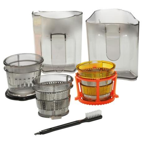 Odšťavňovač šnekový Concept LO-7065 Home Made Juice - Concept LO7065 Lis na ovoce a zeleninu Home Made Juice SINFONIA (foto 7)