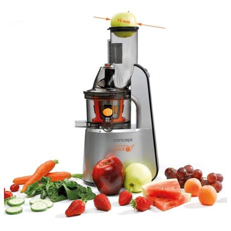 Odšťavňovač šnekový Concept LO-7065 Home Made Juice - Concept LO7065 Lis na ovoce a zeleninu Home Made Juice SINFONIA (foto 1)