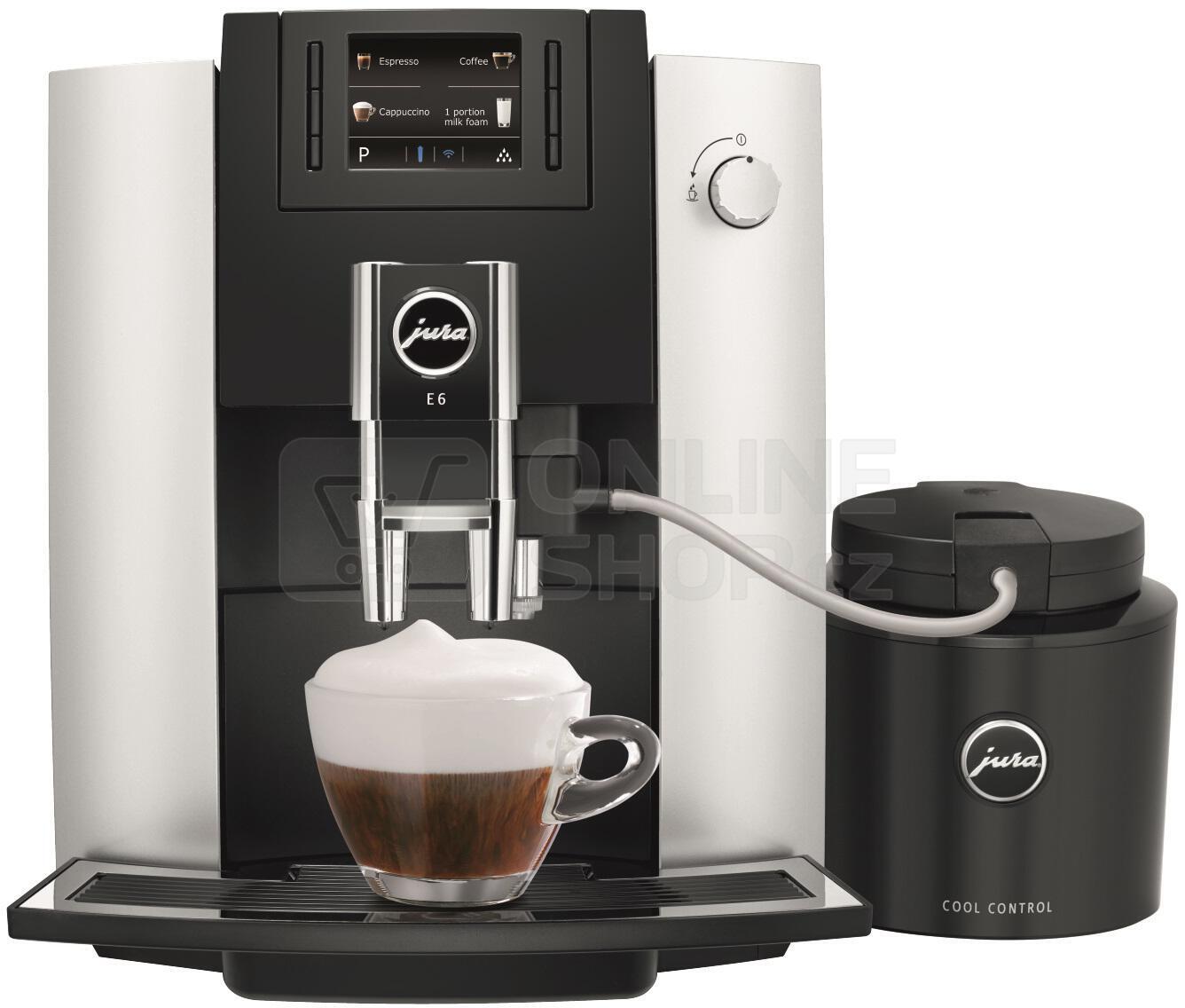Espresso JURA  IMPRESSA E6