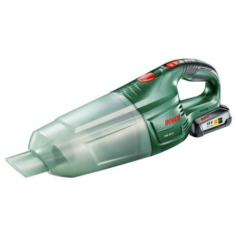 Akumulátorový vysavač Bosch PAS 18 LI, aku upgrade