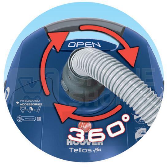 Vysavač Hoover TE70_TE30011 Télios Plus