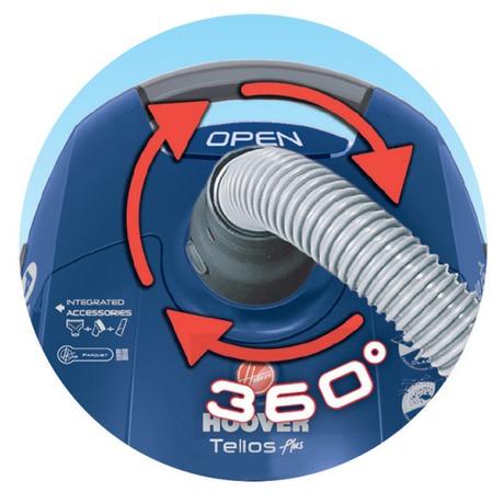 Vysavač Hoover TE70_TE30011 Télios Plus - Hoover TE70_TE30011 Télios Plus (foto 3)