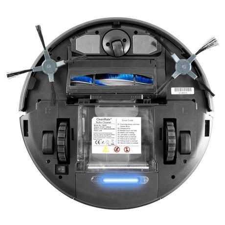 CleanMate QQ6S robotický vysavač - CleanMate QQ6S robotický vysavač (foto 2)