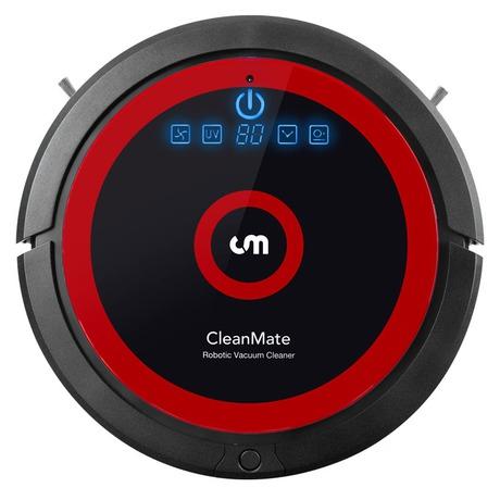 CleanMate QQ6S robotický vysavač - CleanMate QQ6S (foto 2)