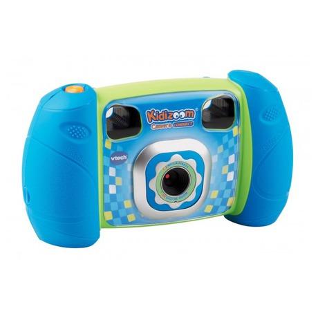 Kidizoom Kid Connect Fotoaparát - modrý Vtech plast 14cm na baterie na kartě - Kidizoom Kid Connect Fotoaparát - modrý Vtech plast 14cm na baterie na kartě (foto 2)