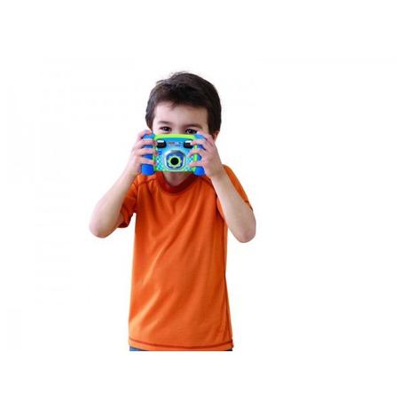 Kidizoom Kid Connect Fotoaparát - modrý Vtech plast 14cm na baterie na kartě - Kidizoom Kid Connect Fotoaparát - modrý Vtech plast 14cm na baterie na kartě (foto 3)