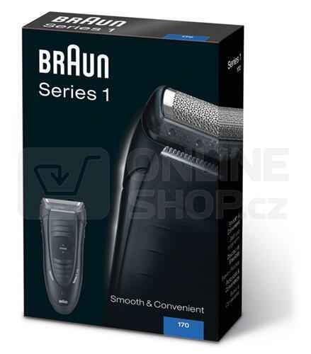 Holicí strojek Braun Series 1-170s-1