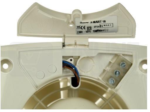 Axiální ventilátor Cata X-MART 10