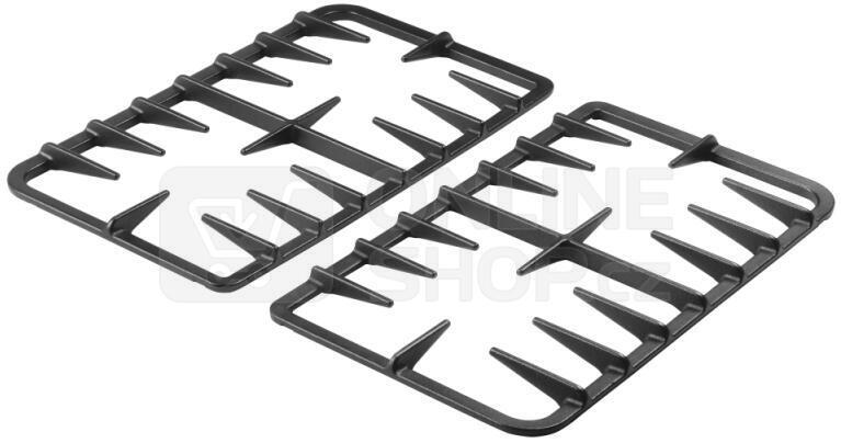 Litinová mřížka Mora 9445.1000 (851011)
