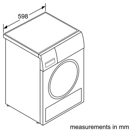 Bosch WTH85200BY kondenzační (foto 7)