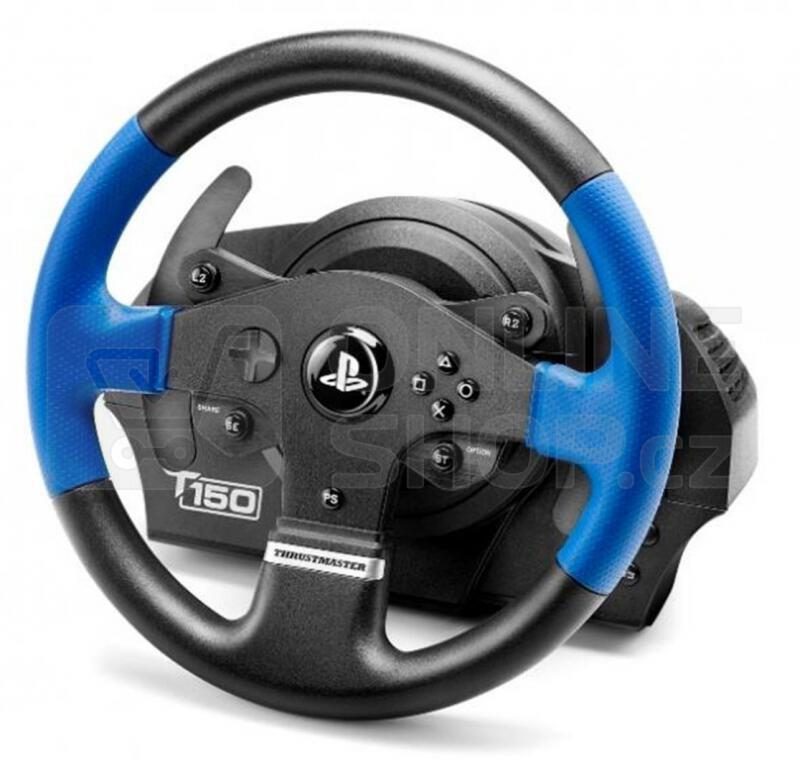 volant thrustmaster t150 pro ps4 ps3 pc ped ly. Black Bedroom Furniture Sets. Home Design Ideas