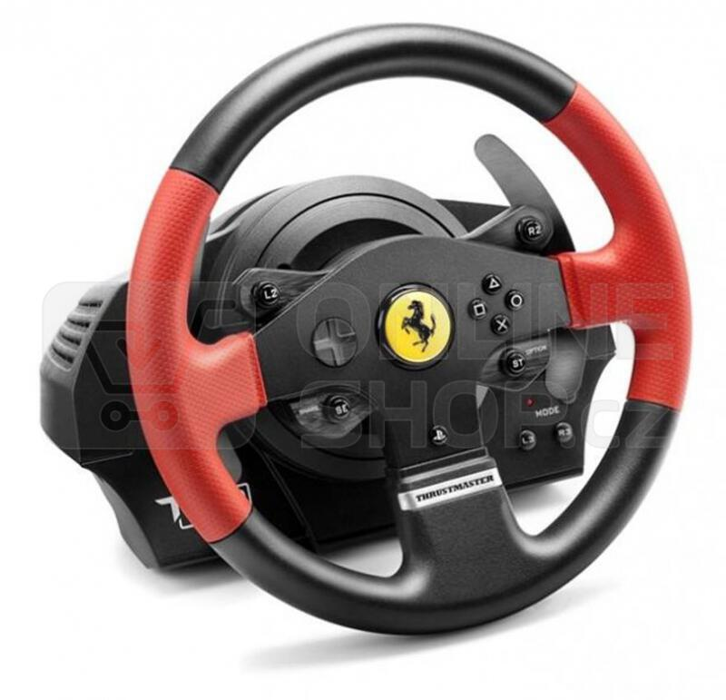 volant thrustmaster t150 ferrari pro ps4 ps3 pc ped ly. Black Bedroom Furniture Sets. Home Design Ideas