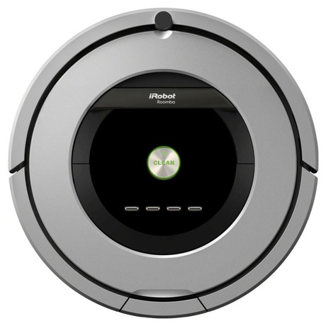 iRobot Roomba 886 + robotický mop iRobot Braava 390 (foto 1)