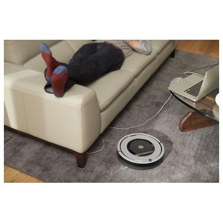 Vysavač robotický iRobot Roomba 886 - iRobot Roomba 886 + robotický mop iRobot Braava 390 (foto 10)
