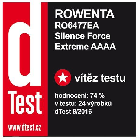 Vysavač Rowenta RO6477EA Silence Force
