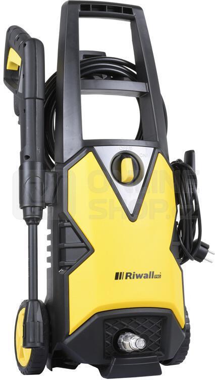 Vysokotlaký čistič Riwall REPW 120 SET