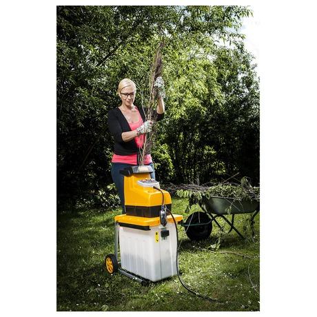 Drtič zahradního odpadu Riwall RES 2844 B