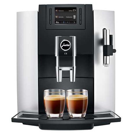 Espresso JURA IMPRESSA E8 - JURA IMPRESSA E8 (foto 1)