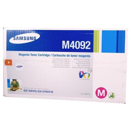 Samsung CLT-M4092S, 1Kstran originální -červený (foto 2)