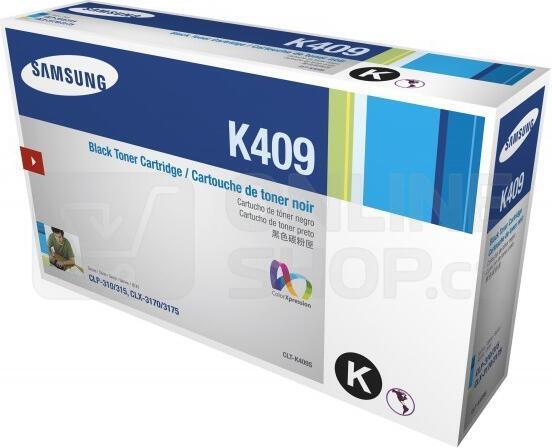 Toner Samsung CLT-K4092S, 1,5K stran originální - černý