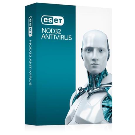 Software ESET OD32 Antivirus 1 PC/1 rok - krabicová verze