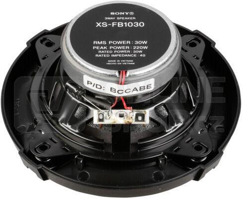 Autoreproduktory Sony XSFB1030