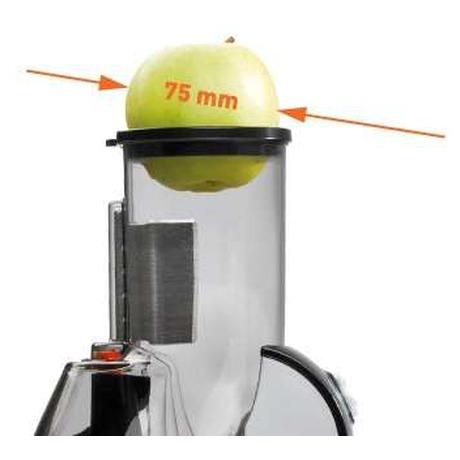 Odšťavňovač Concept LO7066 - Concept LO7066 Lis na ovoce a zeleninu Home Made Juice WHITE (foto 8)