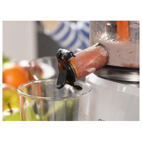 Odšťavňovač Concept LO7066 - Concept LO7066 Lis na ovoce a zeleninu Home Made Juice WHITE (foto 12)