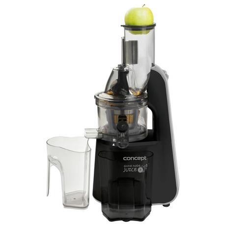 Concept LO7067 Lis na ovoce a zeleninu Home Made Juice BLACK (foto 1)