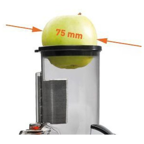 Concept LO7067 Lis na ovoce a zeleninu Home Made Juice BLACK (foto 6)