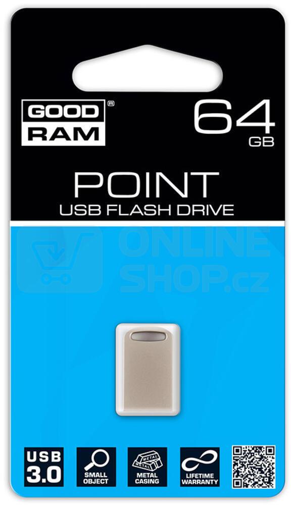 USB Flash disk Goodram FD 64GB POINT USB 3.0
