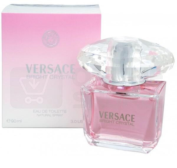 Toaletní voda Versace Bright Crystal, 5 ml