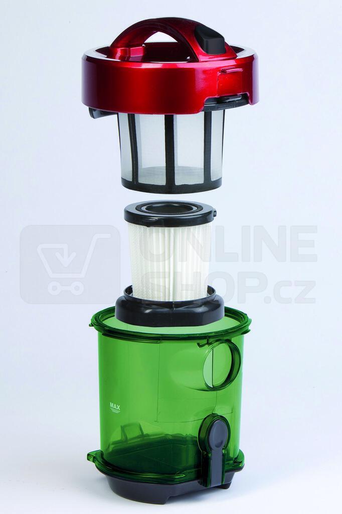 Bezsáčkový vysavač Eco - DOMO DO7279S