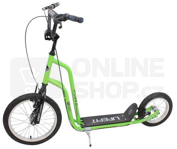 Koloběžka Lifefit Rider 16