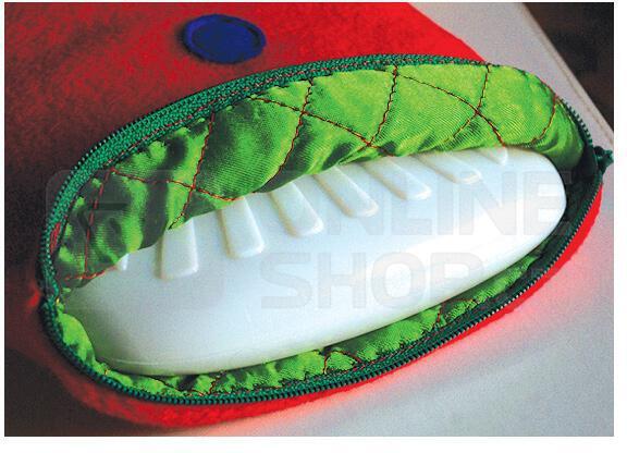 Dětský termofor Hugo Frosch Eco Junior Comfort – plyšový maňásek kašpárek