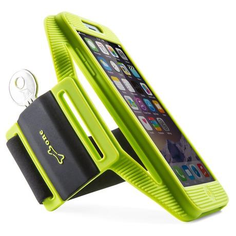 BONE sportovní pouzdro pro iPhone 6/6S Plus Green - BONE sportovní pouzdro pro iPhone 6/6S/7 Plus, Phone Sport 6Plus-GN (foto 1)