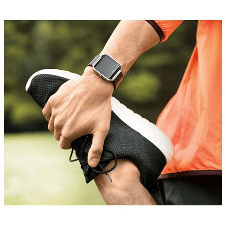 Chytré hodinky Fitbit Blaze large Gunmetal - černá - Fitbit Blaze large Gunmetal - černá (foto 2)