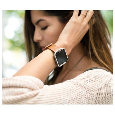 Chytré hodinky Fitbit Blaze large Gunmetal - černá - Fitbit Blaze large Gunmetal - černá (foto 3)