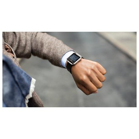 Chytré hodinky Fitbit Blaze large Gunmetal - černá - Fitbit Blaze large Gunmetal - černá (foto 4)
