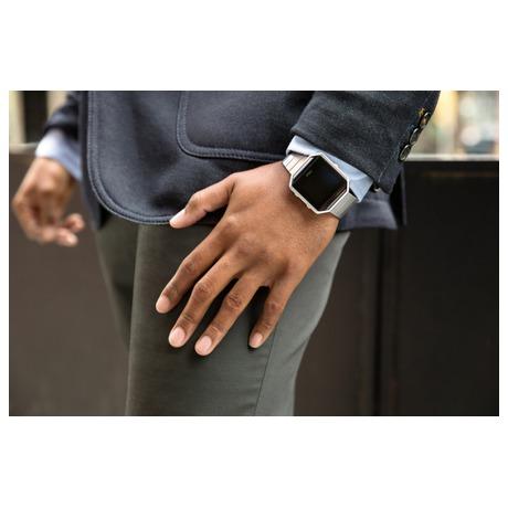 Chytré hodinky Fitbit Blaze large Gunmetal - černá - Fitbit Blaze large Gunmetal - černá (foto 7)