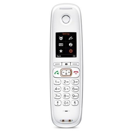 Domácí telefon Siemens Gigaset CL750 - bílý