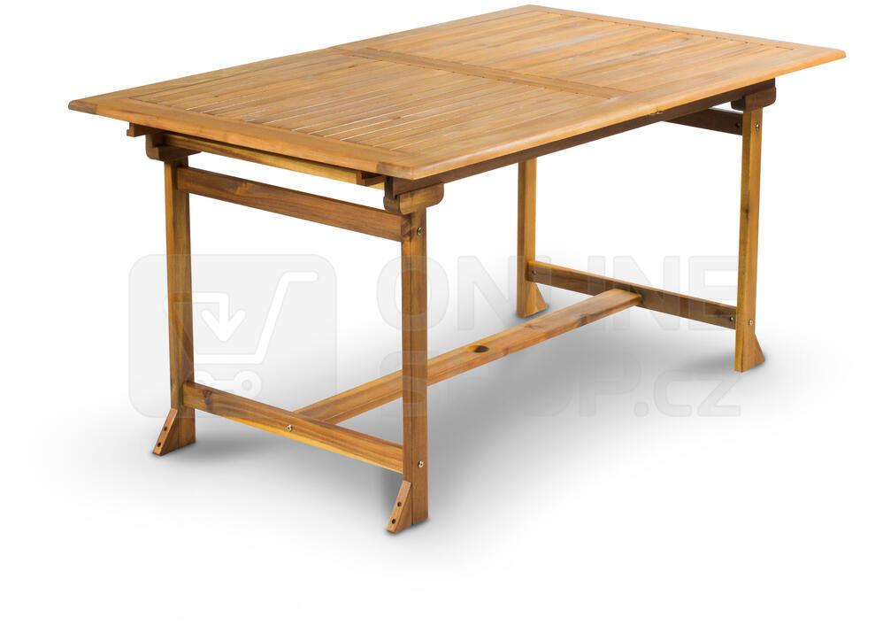 Zahradní stůl Fieldmann FDZN 4104 Stůl 200/150x90 cm