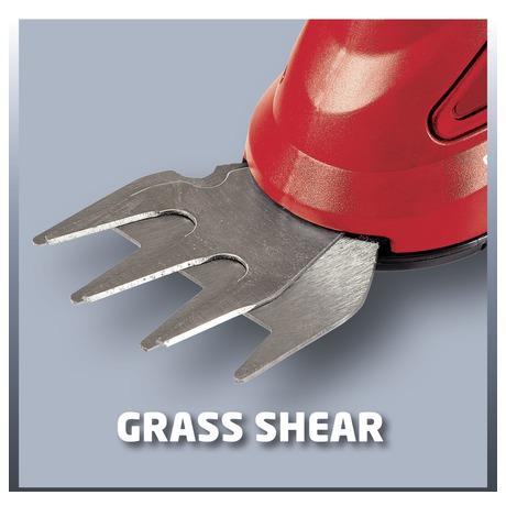 Nůžky na trávu GC-CG 3,6 Li Einhell Classic - Einhell Classic (foto 8)
