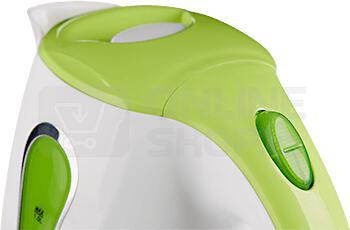 Rychlovarná konvice ECG RK 1022 zelená
