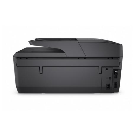 Tiskárna multifunkční HP Officejet Pro 6960 A4, 18str./min, 10str./min, 600 x 1200, 1 GB, duplex, WF, USB - černá - HP Officejet Pro 6960 A4- černá (foto 2)