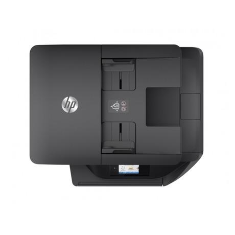 Tiskárna multifunkční HP Officejet Pro 6960 A4, 18str./min, 10str./min, 600 x 1200, 1 GB, duplex, WF, USB - černá - HP Officejet Pro 6960 A4- černá (foto 6)