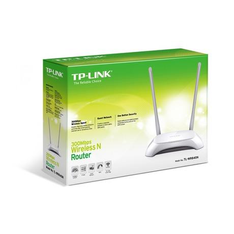 Router TP-Link TL-WR840N - TP-Link TL-WR840N (foto 1)