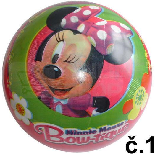 Mondo 06/983 Potištěný míč Minnie Super Helpers - 230 mm